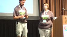 Welcome talk by DebConf 14